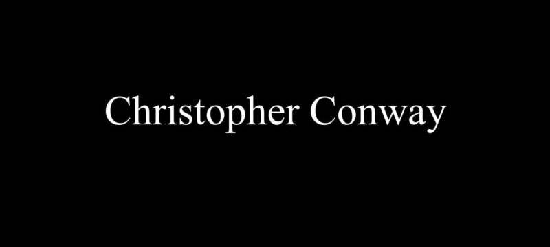 Christopher Conway